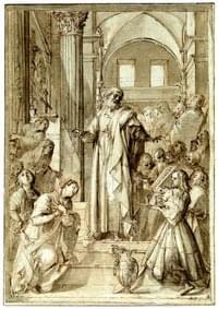 Prisca, virgin, martyr
