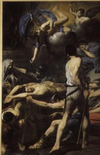 Processus and Martinianus, martyrs