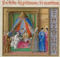 Prosdocimus, bishop (of Padua), confessor