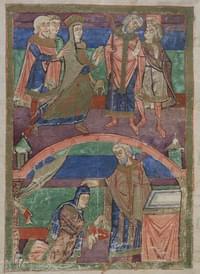 Radegunda of Thuringen, queen (Translation of Bones)