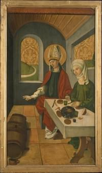 Remigius, bishop (of Reims), confessor (Transitus) Trier, Reims