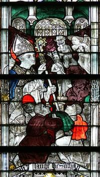 Taurinus, bishop (of Evreux), confessor