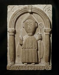 Valentine, priest (sometimes bishop), martyr (sometimes only confessor)