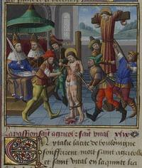 Agricola and Vitalis, martyrs