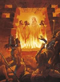 Ananias, Azarias and Misael (trium puerorum), martyrs