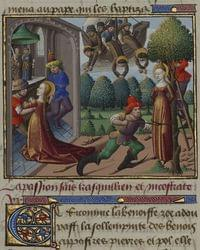 Zoe, wife (of Nicostratus), martyr